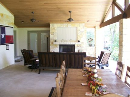 Home Remodel by CRW Construction in Temple TX