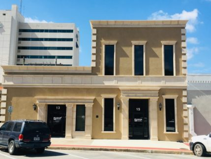 Historical Restoration in Downtown Temple, by CRW Construction